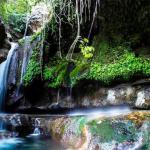 змеевидный водопад - Ясудж - реки Маргун