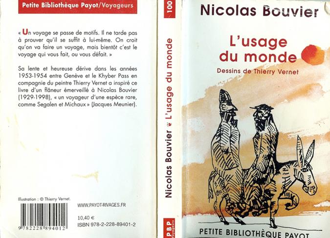 L-usage-du-monde---Nicolas-Bouvier---Couverture