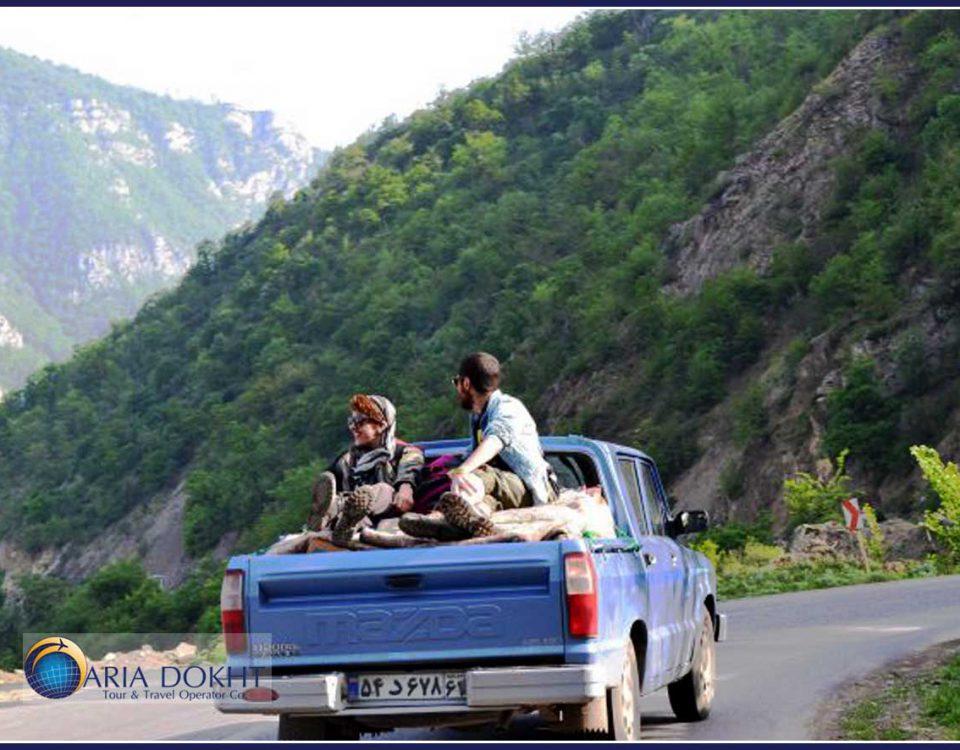 ночная жизнь в Иране