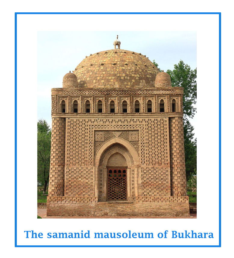 The-samanid-mausoleum-of-Bukhara