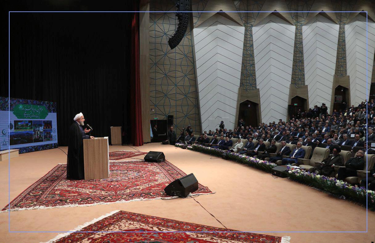 presidente-Rouhani-inaugura