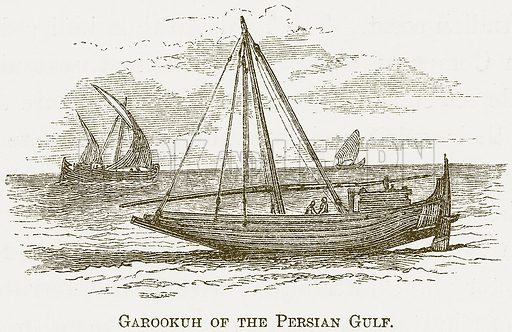 Garookuh of the Persian Gulf