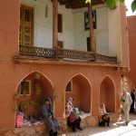 Abyaneh Village, red Village- Iran.
