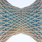 Torre Azadi, Azadi, Torre Azadi Iran, Torre Shahyad in Iran, Torre Azadi in Iran, Borj-e Azadi