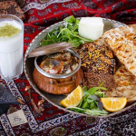 Isfahan Biryani, Isfahan Beryani.