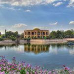 El Goli garden, Shah Goli garden, El-Golu garden – Tabriz –Iran.