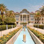 Eram-Shiraz, Eram Garden-Iran, Eram Mansion-Shiraz.
