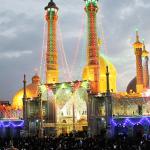 Shrine of Fatima Masumeh-Qom.