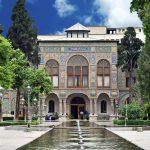 Golestan Palace in Tehran, Tehran Golestan palace, Golestan palace Iran.