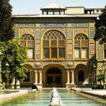 Golestan palace Iran- Tehran.