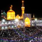 Imam Reza holy complex –Mashhad, Imam Reza Mausoleum-Mashhad.