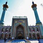 holy shrine of Imam Zadeh Saleh, Imam Zadeh Saleh- Tehran.