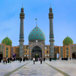 jam karan, Jamkarān mosque in Iran.