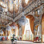 Marmar Palace, Marble palace Tehran.