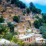 Masouleh village- Iran , Masouleh steppe village.