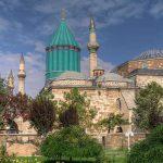 Mevlana Museum and mausoleum, Mevlana Museum- Konya Rumi Museum in Konya