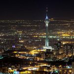 Milad in Tehran, Tehran tower, Burj-e Milad, Milad Iran, MILAD TOWER.