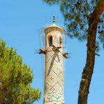 Menar Jonban, Monarjonban, Menar-e Jonban, shaking minarets- Isfahan.