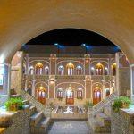 Moshir Hotel –Yazd, Moshir Al-Mamalek Hotel-Yazd, Moshir Hotel in Yazd.