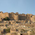 old castle in Naeen, Naeen, fort of Naeen, Naeen's Jameh Mosque.