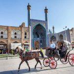 Naqsh-e Jahan, Naghsh-e-Jahan Square, Naghsh-e- Jahan, Imam Square. Naqsh-e Jahan Isfahan Iran.