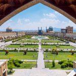 Naqsh-e Jahan square, Naghshe Jahan square, Naqshe Jahan, Jahan square, Imam square- Isfahan.