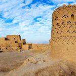 Narin Qal'eh, Narin Castle- meybod, castle Narin Qal'eh.