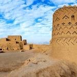 Narin Qal'eh, Narin Castle, Castle Narin Qal'eh.
