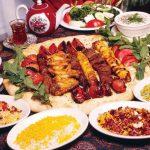 chelo kebab, Kebab, Irani kebab.