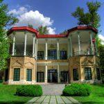 Green Palace, Sa'dabad Palace Complex, Sa'dabad Complex, Sadabaad.