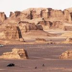 Shahdad-Kerman, Shahdad desert, Kavir-e Shahdad, Kalut-e Shahdad.