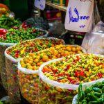 Tajrish Bazaar, Bazaar-e Tajrish, Tajrish market-Iran.
