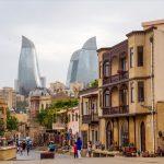 Torri di Fiamma, Torri di Fiamma in Baku.