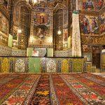 Armenian church-Isfahan, holy savior church- Isfahan, Vank-Isfahan, cathedral in Isfahan.