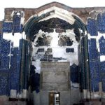 Blue Mosque of Tabriz, Tabriz Blue mosque, the Jahan Shah Mosque of Tabriz,.