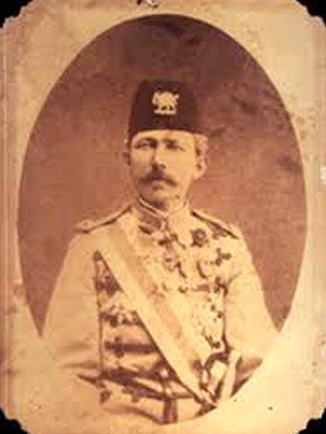 Alfred Jean-Baptiste Lemaire- Qajar era