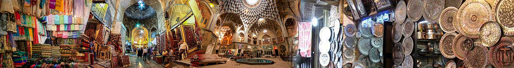 Daily markets- Iran. Grand Bazar – Iran, Tajrish market.