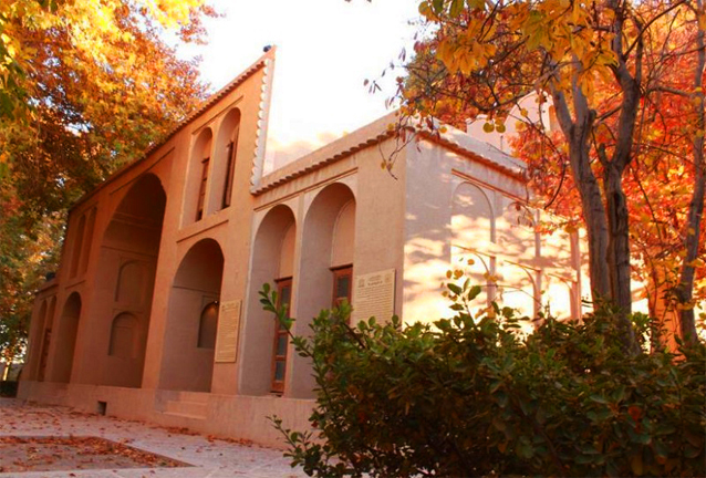 Shahzadeh Garden, Shazdeh Mahan Garden- Kerman.