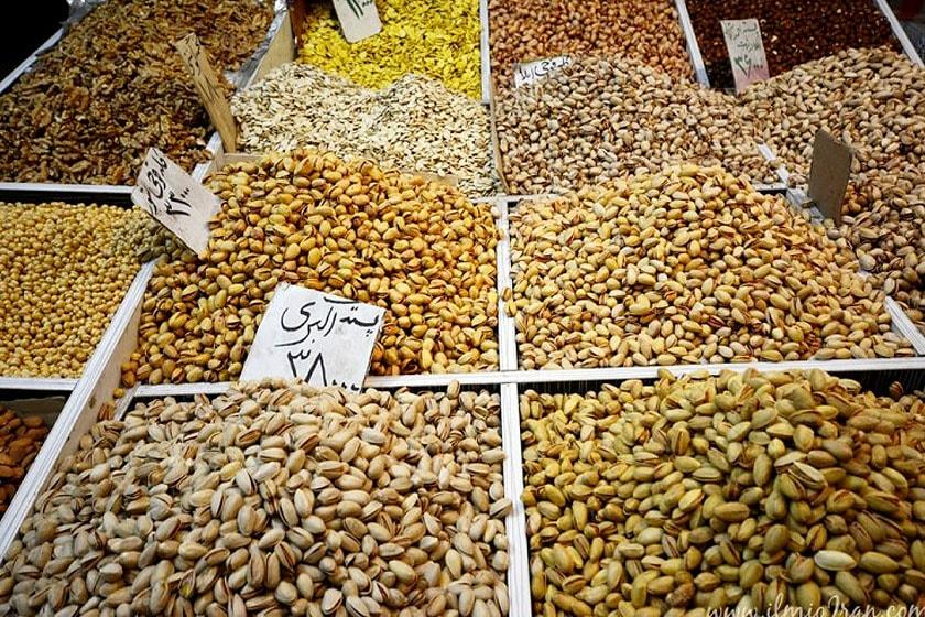 Pistachio of Iran, Iranian Pistachio.