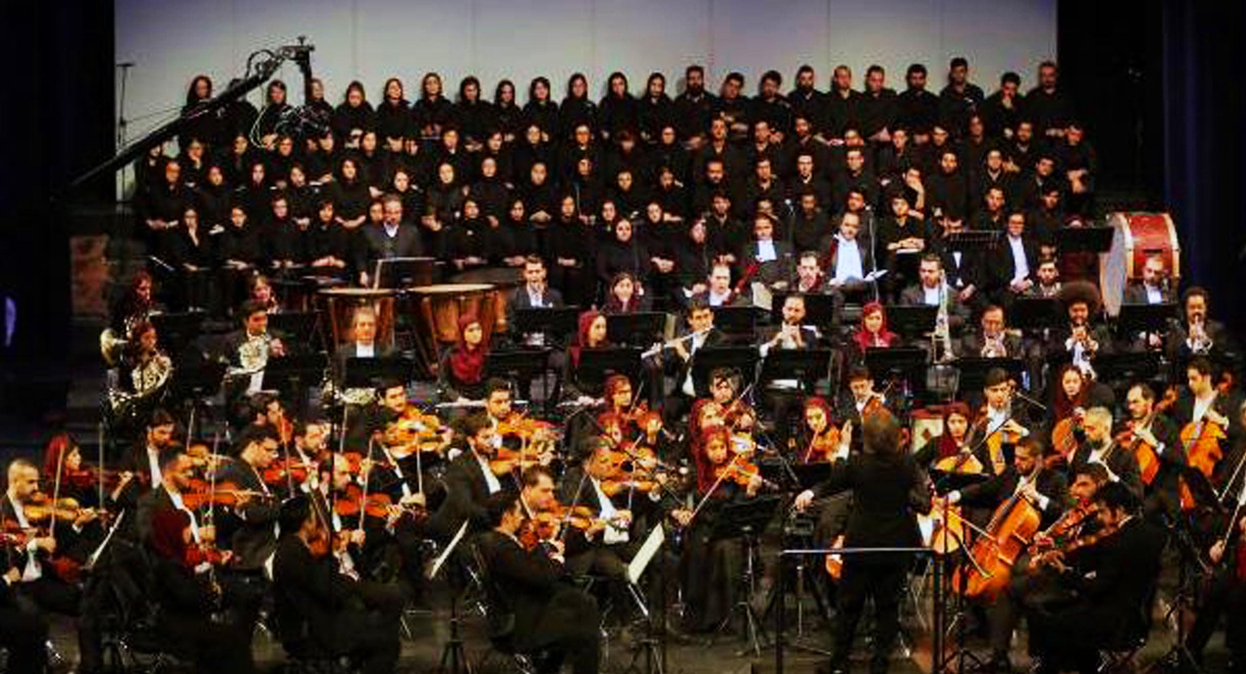 great Orchestra- Iran Tehran.