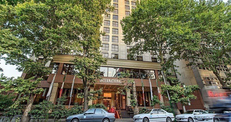 Espinas HotelTehran