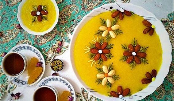 Iranian dessert