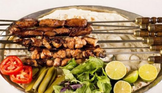 Kebab- Iran