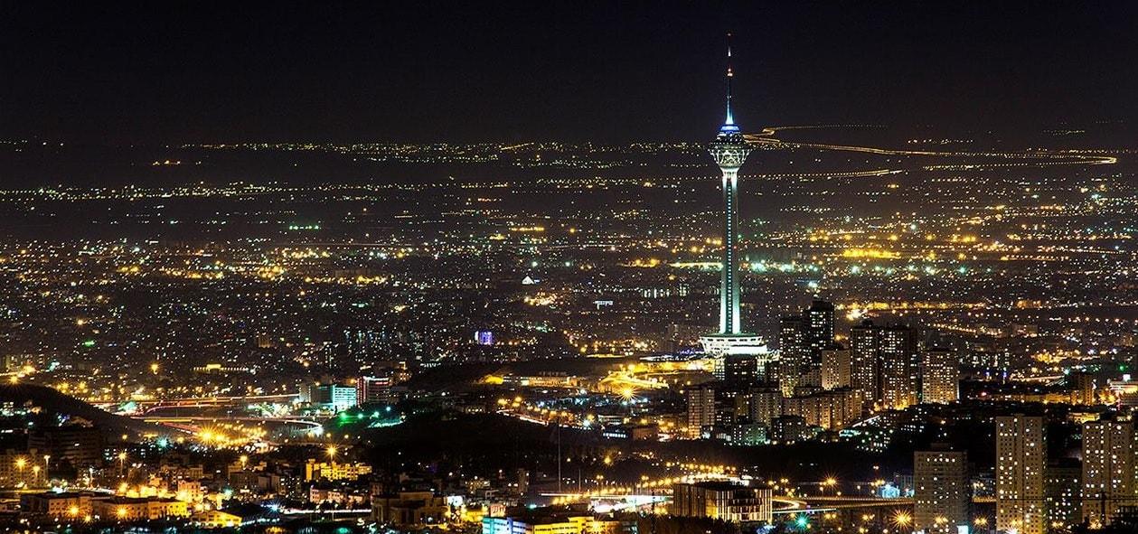 05. Tehran- Milad Tower
