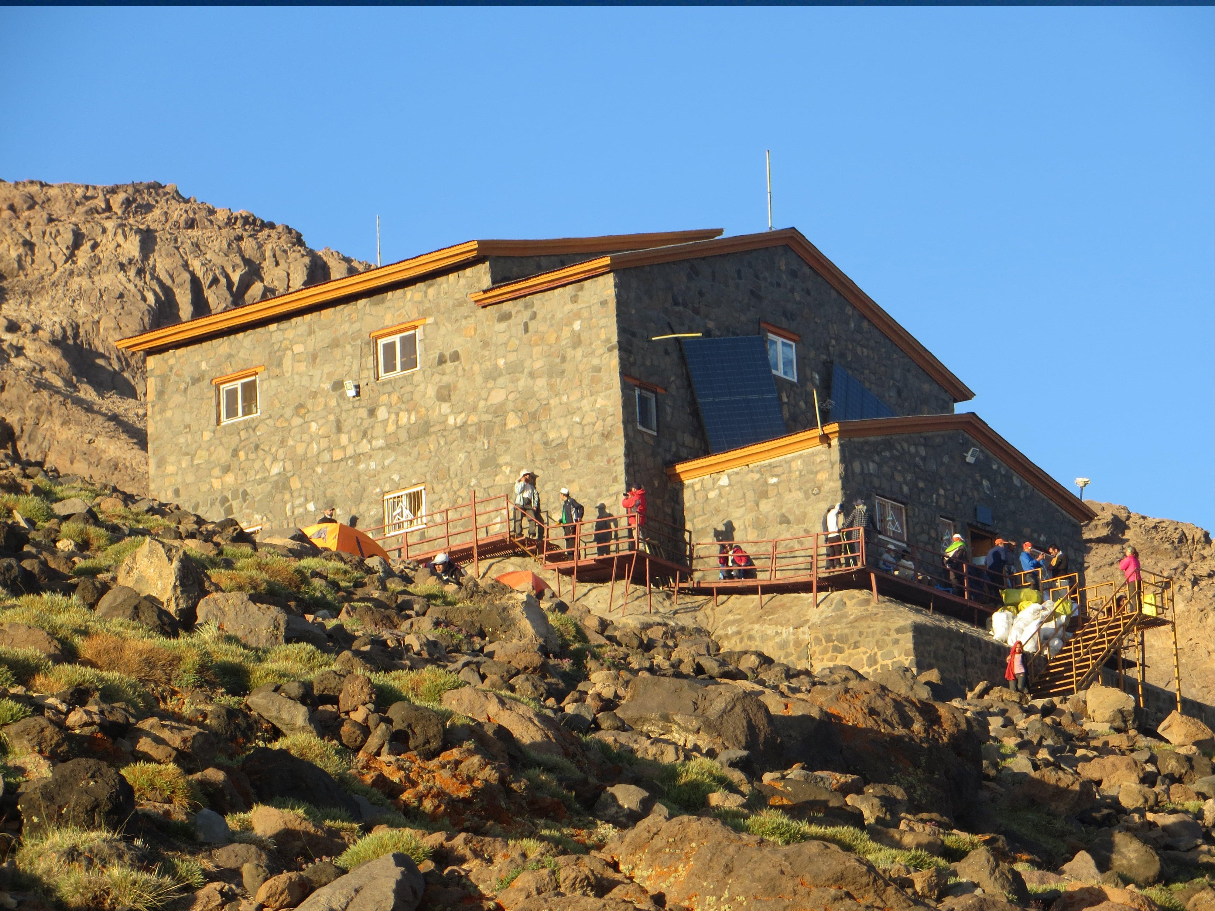 09. Camp 3, Bargahe- Sevom (4150 m)