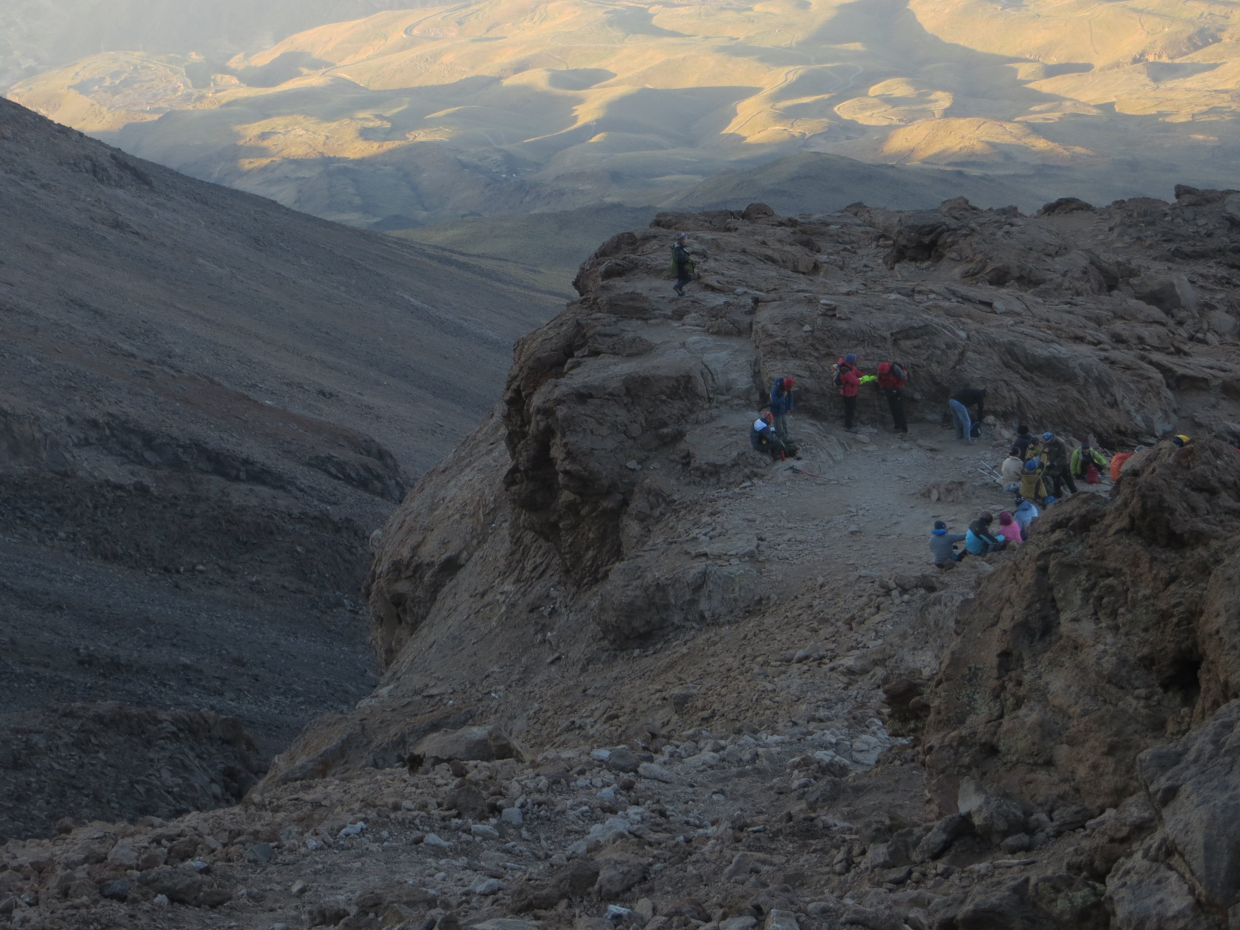 11. Toward the Summit