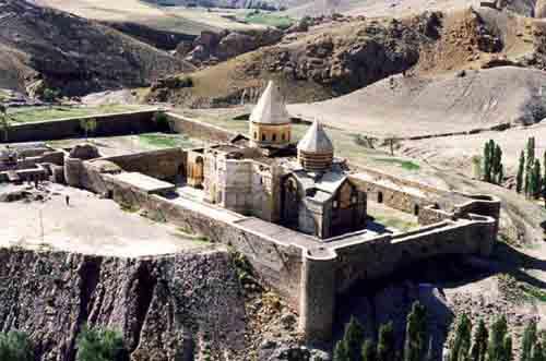 Armenian churches in Iran