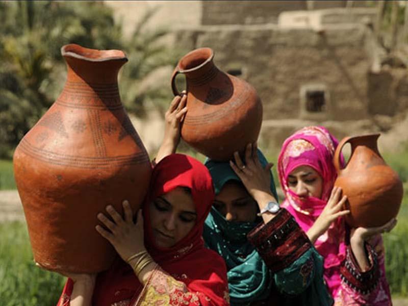 Handmade pottery-Kalporagan