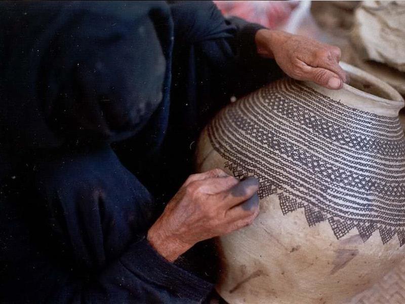 Kalporagan Pottery designing