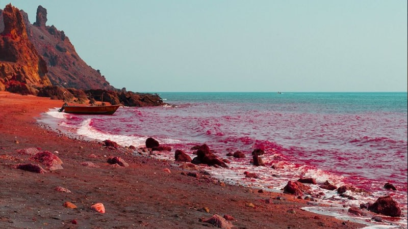 Red Sea- Iran